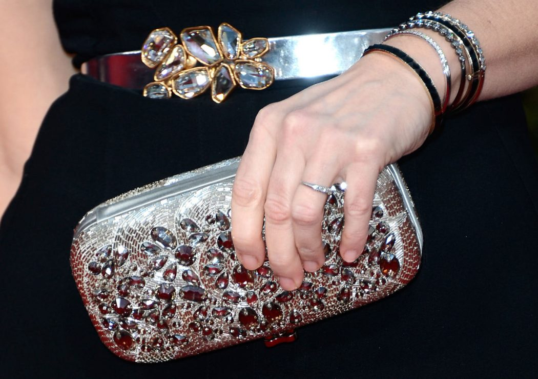 Tina-Fey-2013-SAG-Awards-Bracelets 25+ Latest Celebrity Accessories Trends for 2020