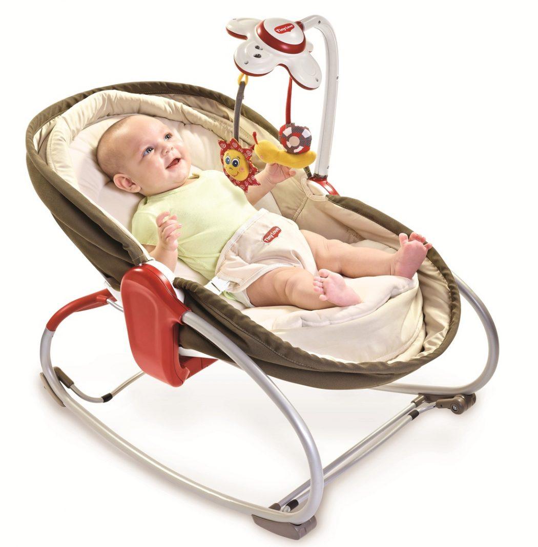 Tiny-Love-3-in-1-Rocker-Napper Best 25 Baby Shower Gifts