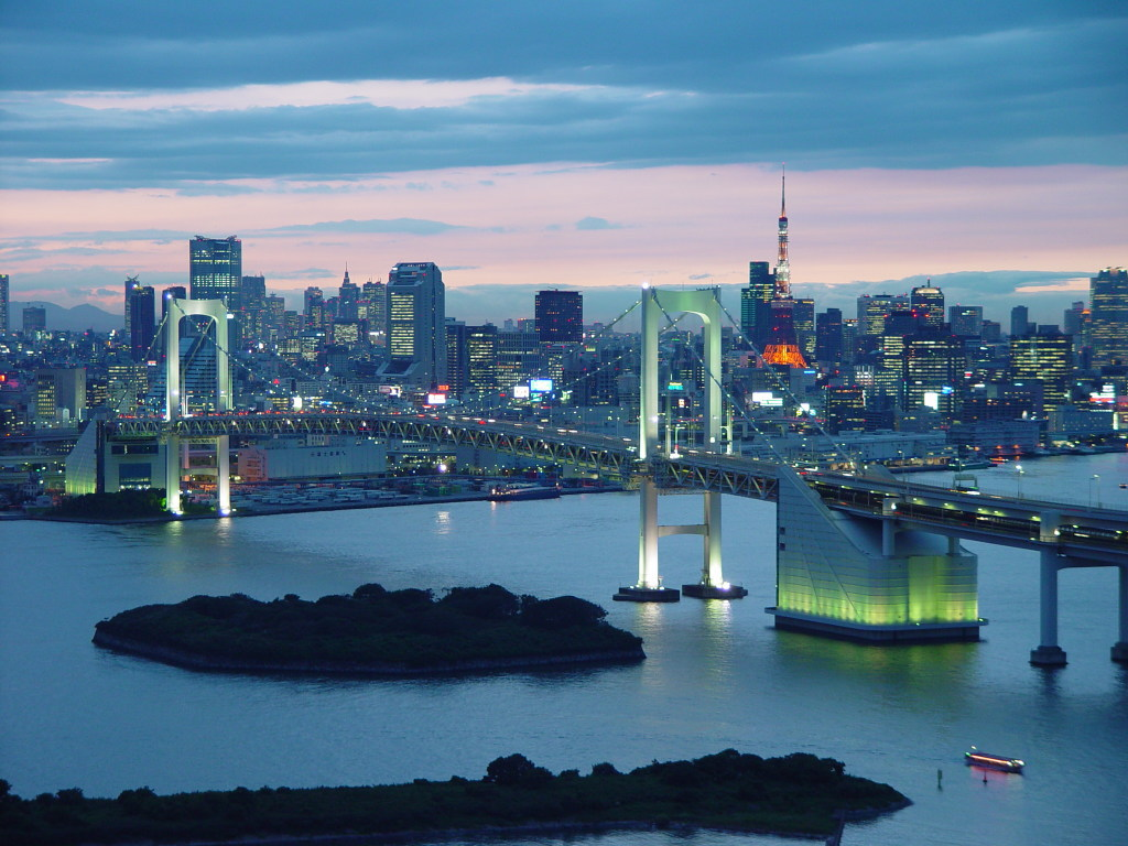 Tokyo_odaiba Top 10 Most Expensive Cities in The World