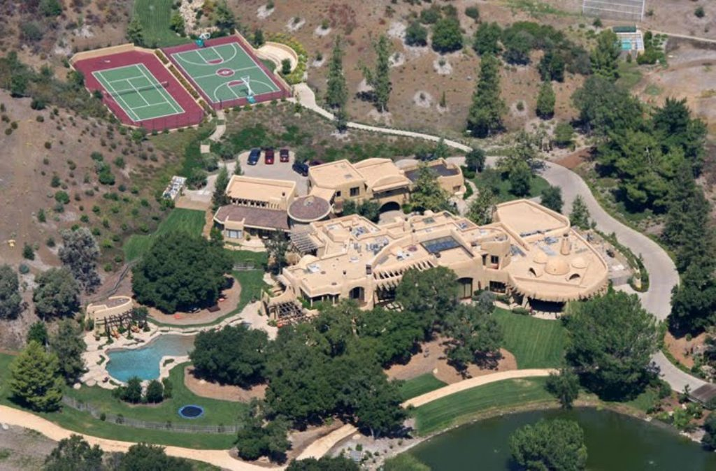 WSmith_CHP_AER Top 15 Most Expensive Celebrity Homes