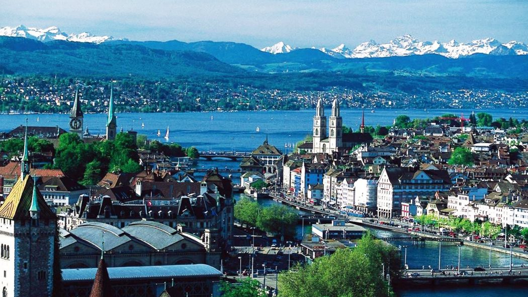 Zurich-Image Top 10 Most Expensive Cities in The World