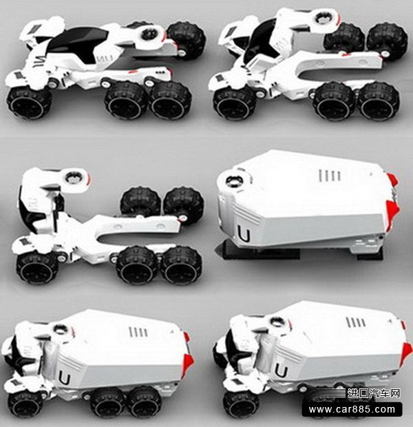 a_n_t-aid-necessities-transporter5 15 Futuristic Emergency Auto Design Ideas