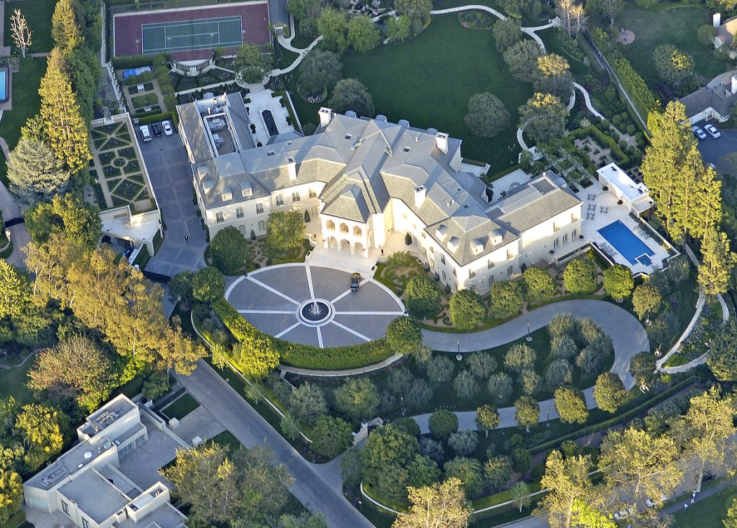 aaron Top 15 Most Expensive Celebrity Homes