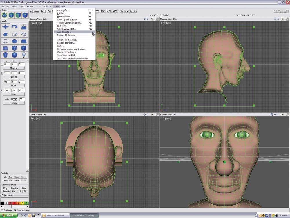ac3d Top 15 3D Design Software