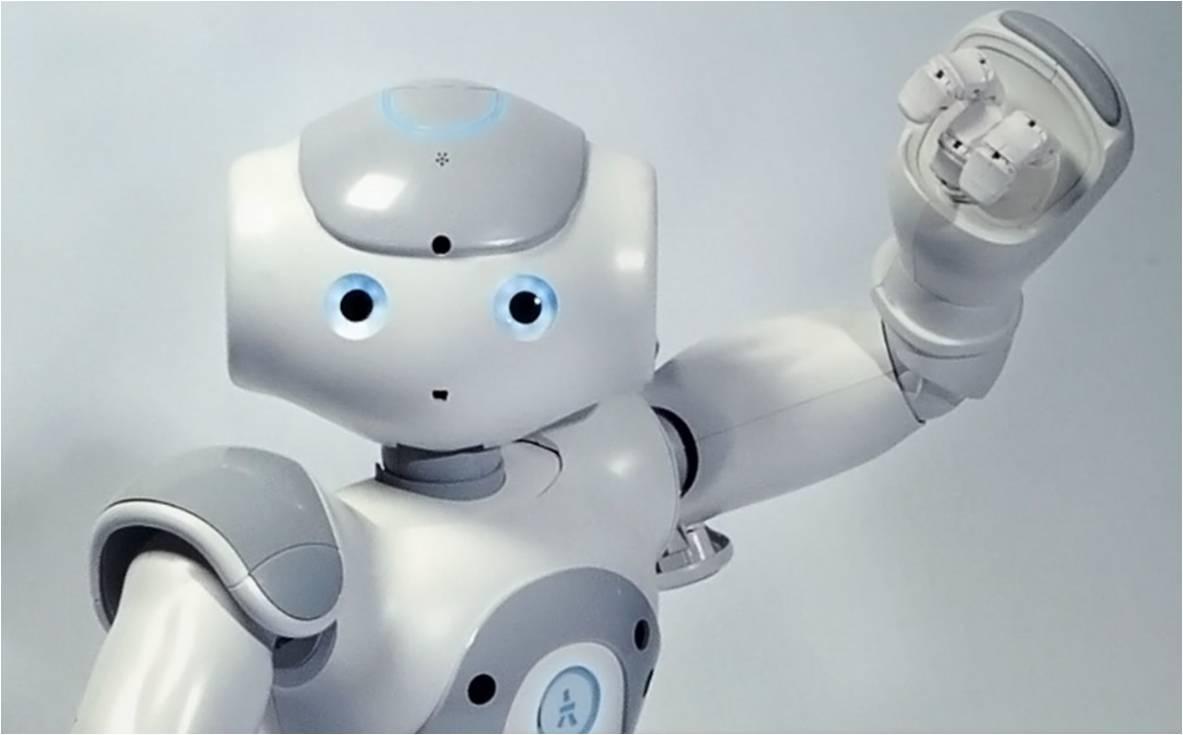 aldebaran-nao-robotics-pavillion-shang-hai-france Are you stressed? Watch these Robots Dancing Gangnam Style