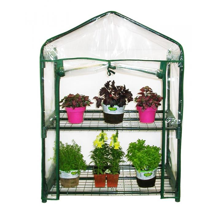 alpine-2-tier-portable-greenhouse-planter 10 Fascinating and Unique Ideas for Portable Gardens