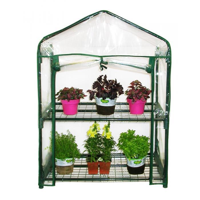 alpine-2-tier-portable-greenhouse-planter 10 Fascinating and Unique Ideas for Portable Gardens