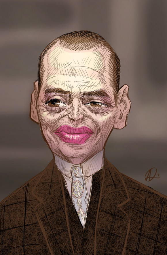 amazing-nucky-thompson-illustration-artwork-caricature-boardwalk-empire-580x885 Do You Know How To Draw Caricatures?