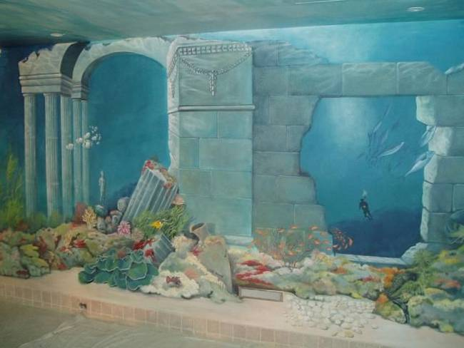 amazing-wall 25 Strangest Wall Paintings