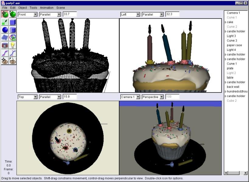 art Top 15 3D Design Software