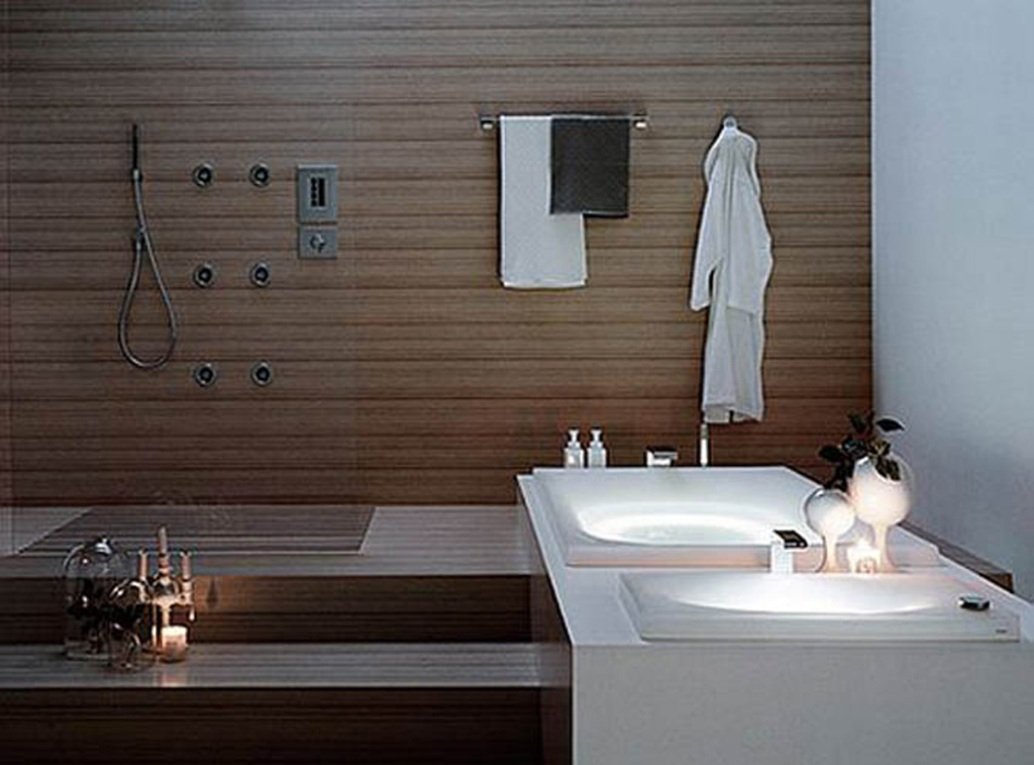Most 10 stylish bathroom design ideas in 2013 pouted online magazine latest design trends - Clever small bathroom designs ...