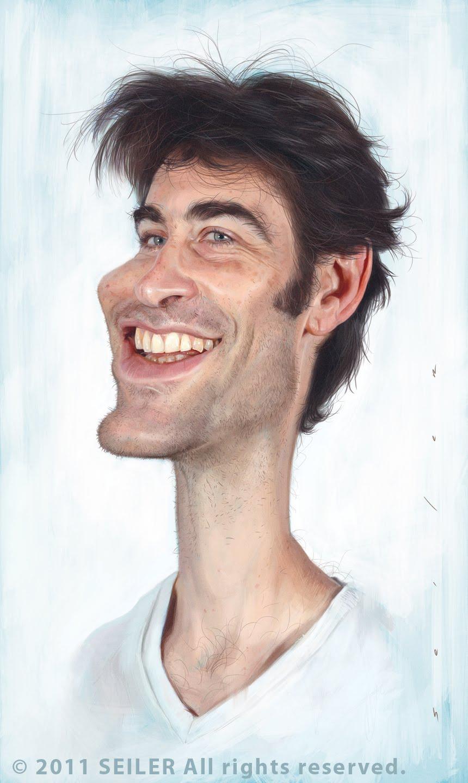 ben_seiler Do You Know How To Draw Caricatures?