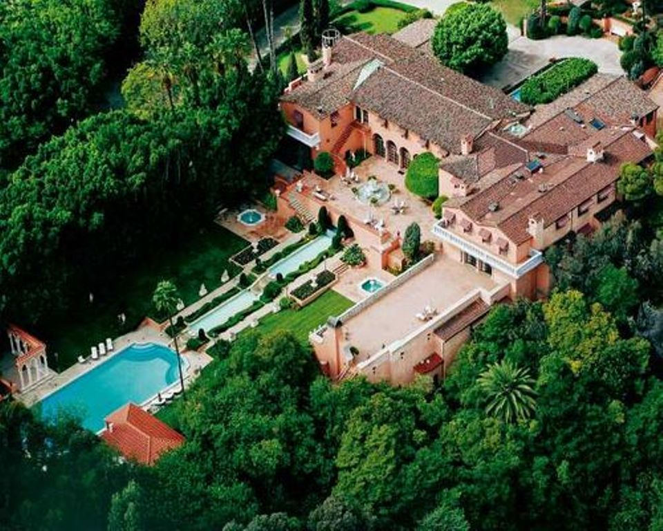 beverly-hills Top 10 Most Expensive Houses in The World