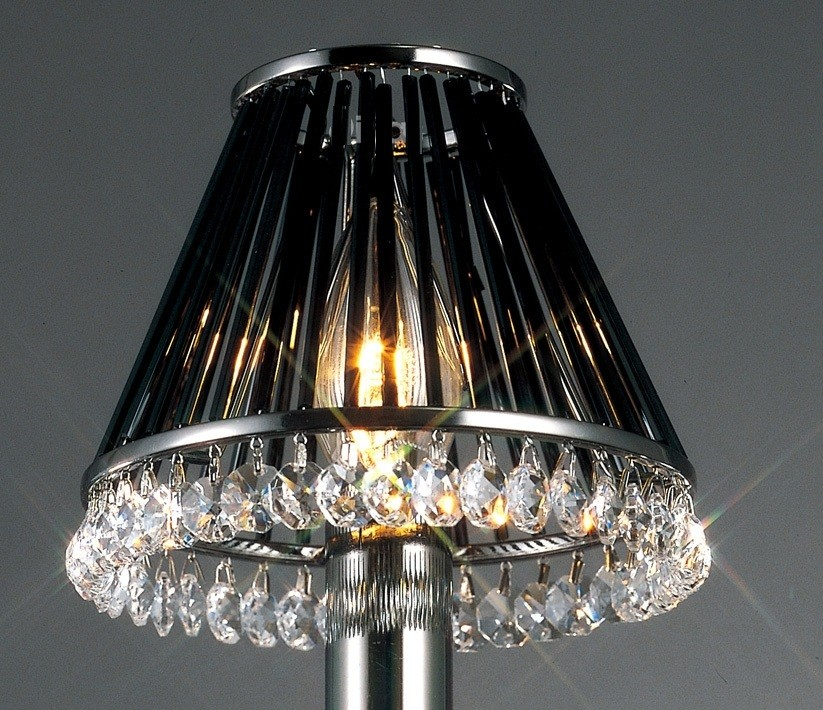 black_crystal_shade Creative 10 Ideas for Residential Lighting
