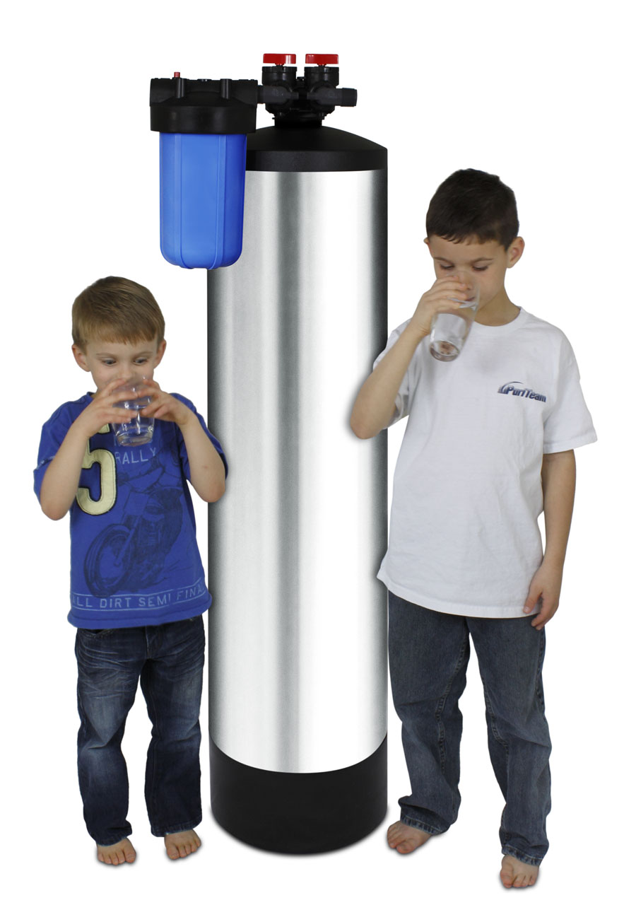 boys-with-whole-house-water-filtration-system What Are The Most Inspiring Appliances at Your House?