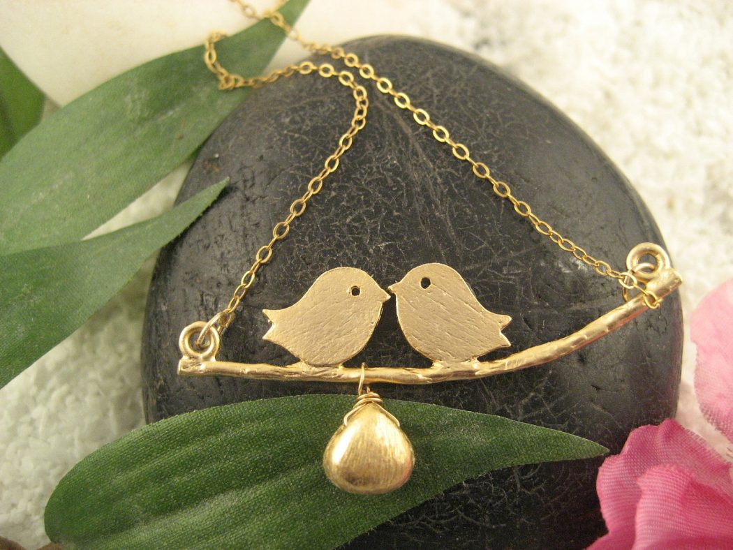 branch-with-two-birds Best 30 Inspiring Jewelry Designs