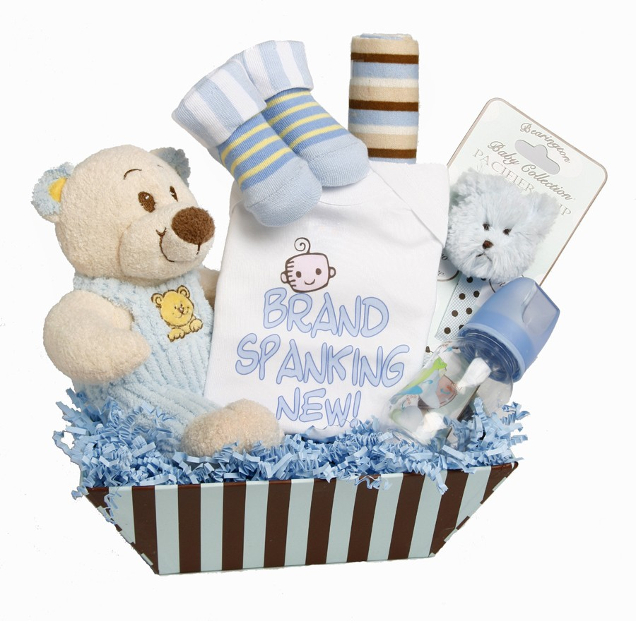 brand_new_gift_basket Best 25 Baby Shower Gifts
