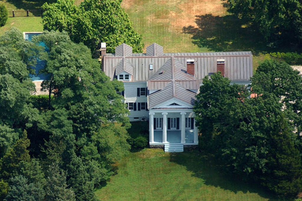brinkley Top 15 Most Expensive Celebrity Homes