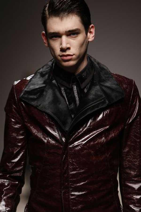 burgundyleather-jacket-for-men-2012 To Buy The Best Leather Jacket For Men, Just Follow These 6 Steps