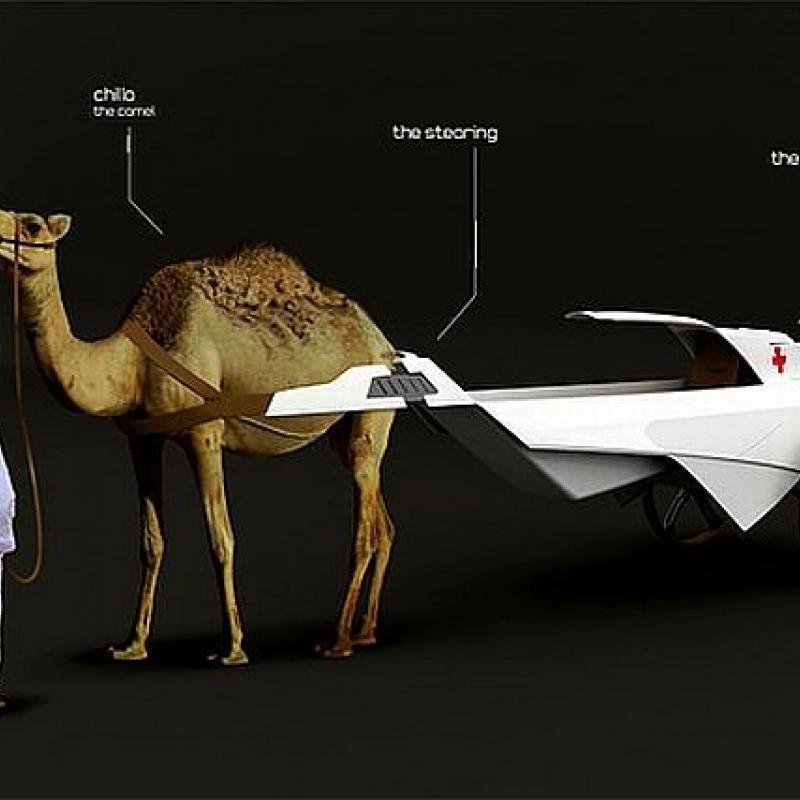 cambulance1 15 Futuristic Emergency Auto Design Ideas