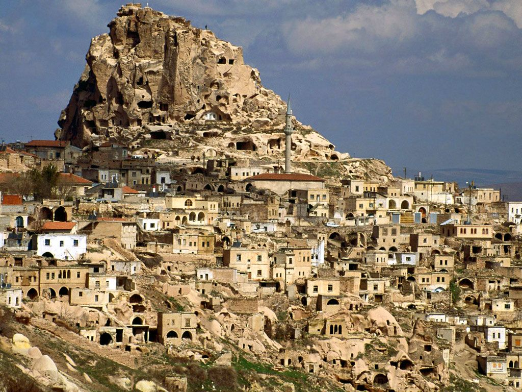 cappadocia-turk 18 Most Inspiring Landscapes In The World