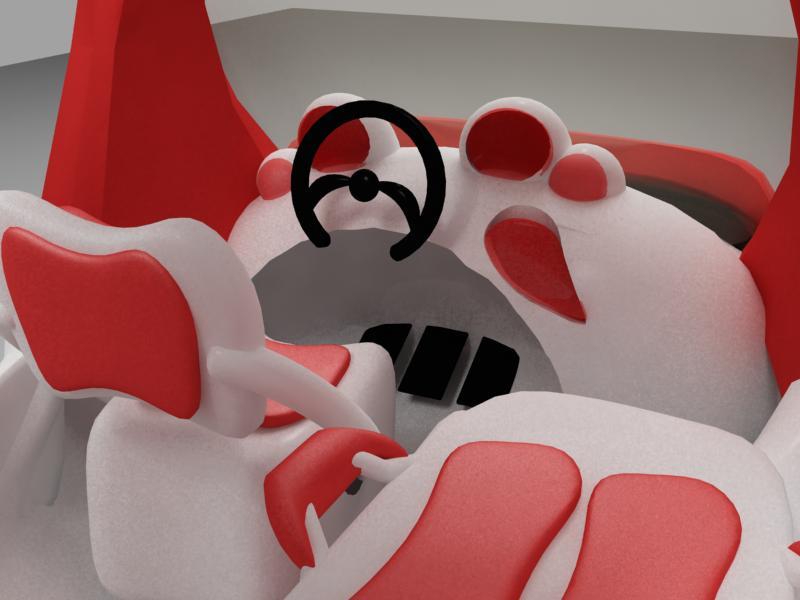 car-nurse. 15 Futuristic Emergency Auto Design Ideas