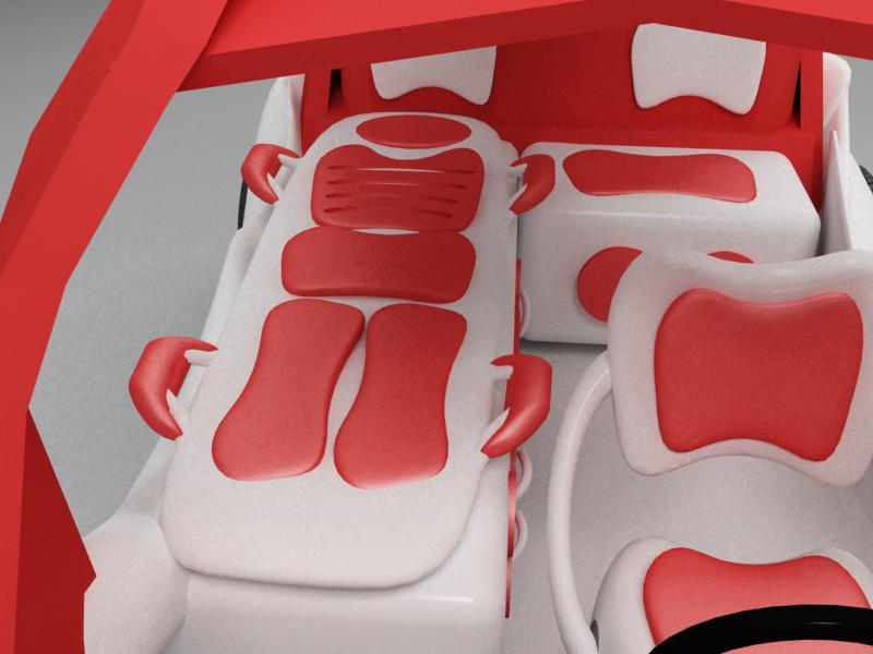 car-nurse 15 Futuristic Emergency Auto Design Ideas