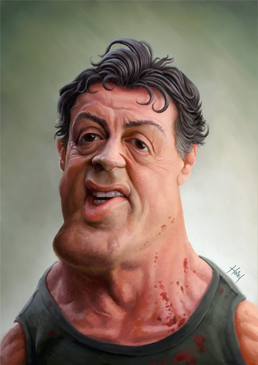 caricature_by_tiago_hoisel29 Do You Know How To Draw Caricatures?