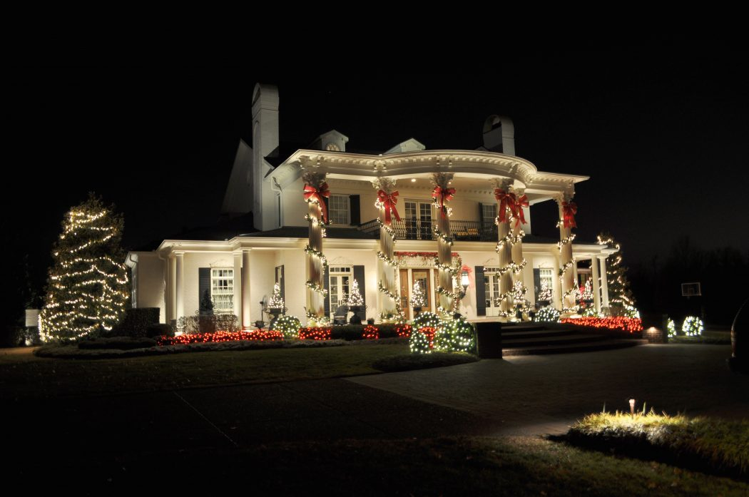 christmas-lighting-nashville Creative 10 Ideas for Residential Lighting