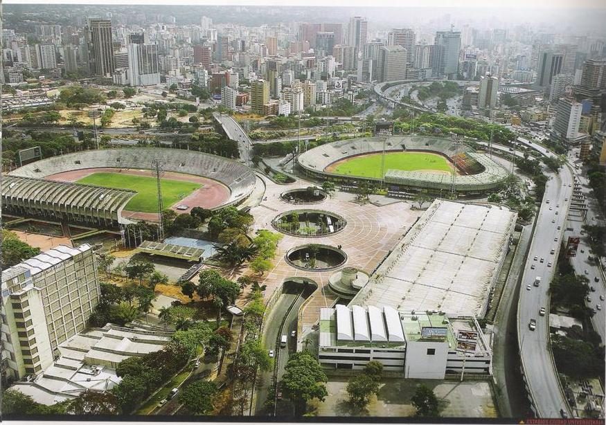 ciudad-universitaria-caracas Top 10 Most Expensive Cities in The World