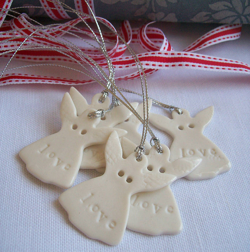 clay. 10 Most Unique and Amazing Gift Tags