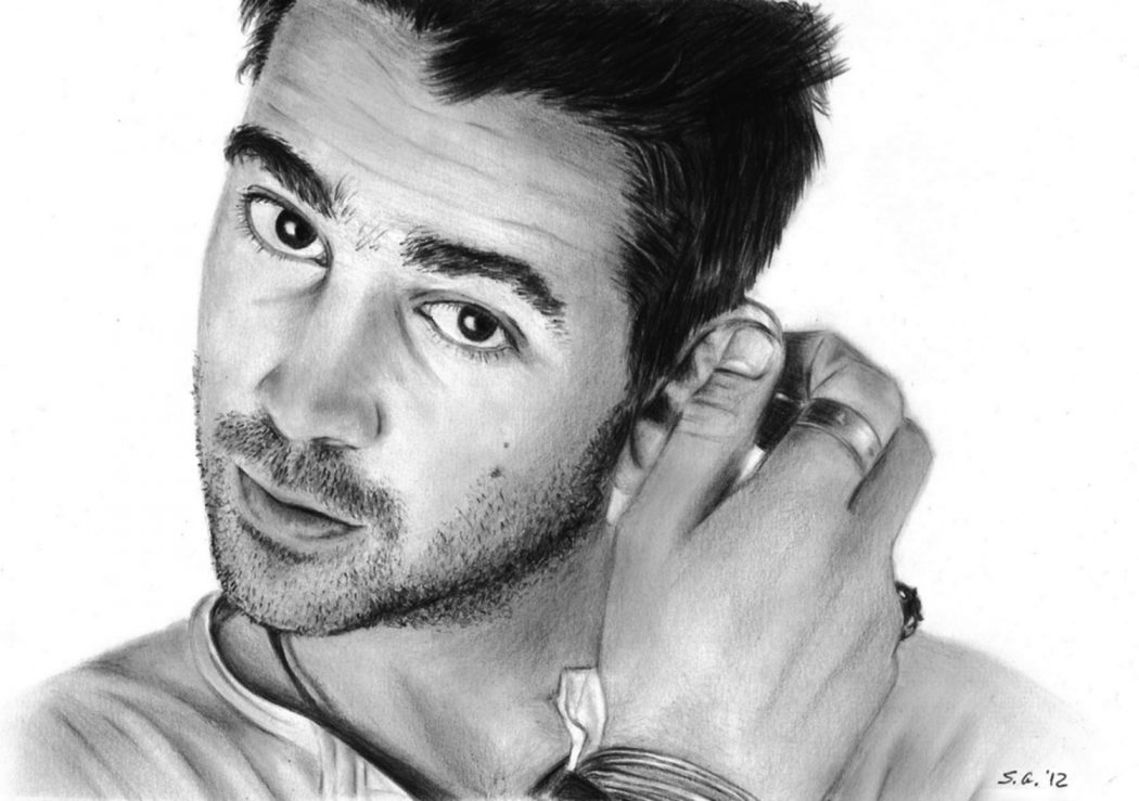 colin_farrell___pencil_portrait_by_skylark6277-d5l34rd Stunningly And Incredibly Realistic Pencil Portraits