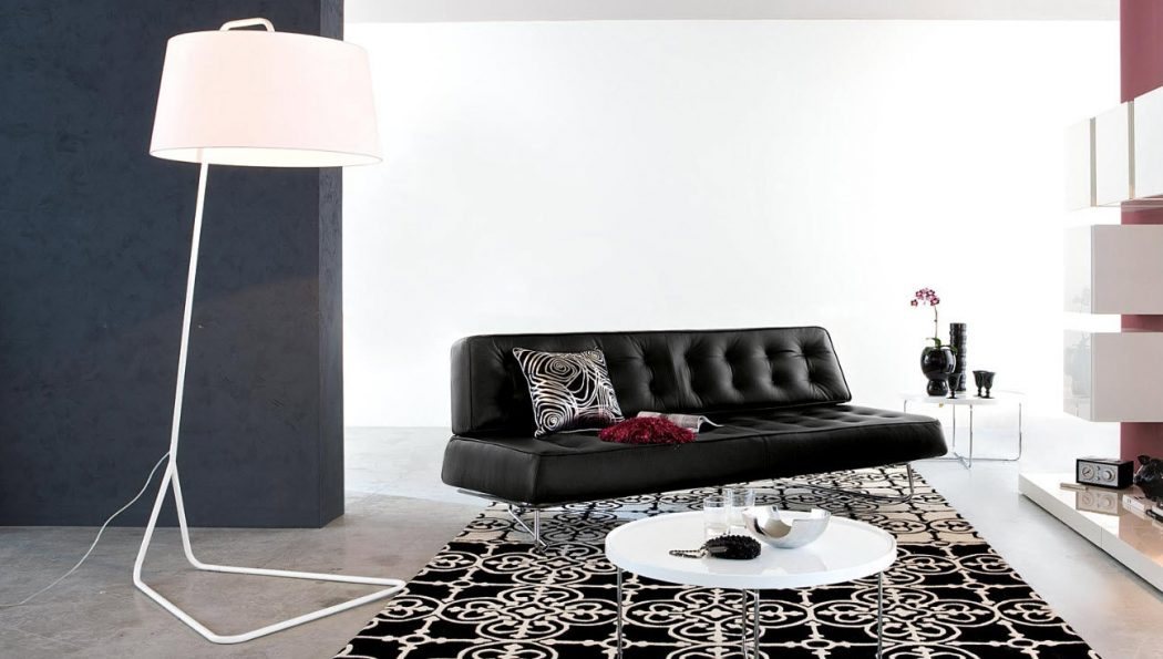 contemporary-fabric-floor-lamp-tripod-4689-1789653 Creative 10 Ideas for Residential Lighting