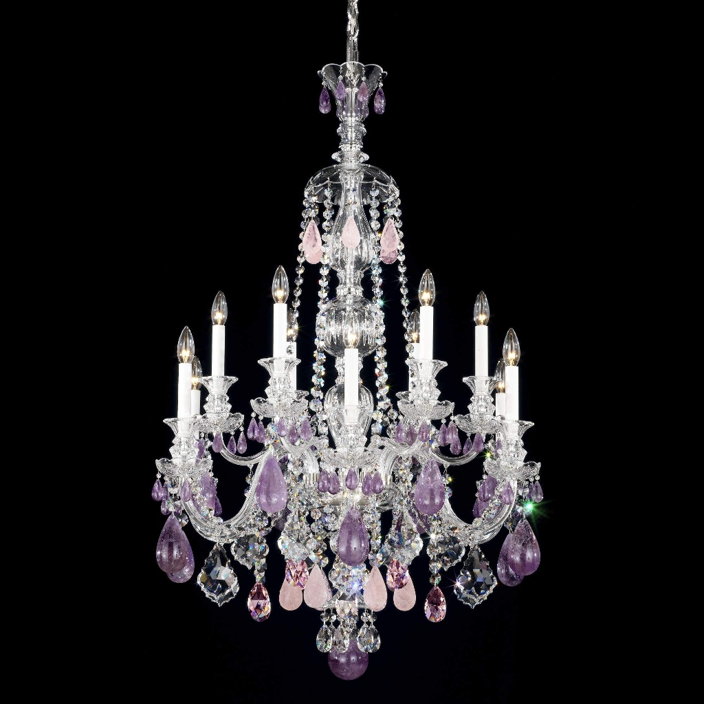 crystal_chandelier Creative 10 Ideas for Residential Lighting