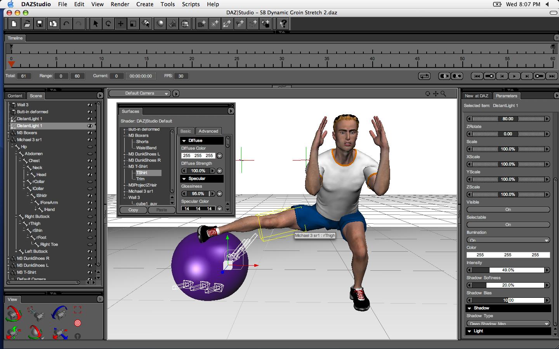 daz Top 15 3D Design Software