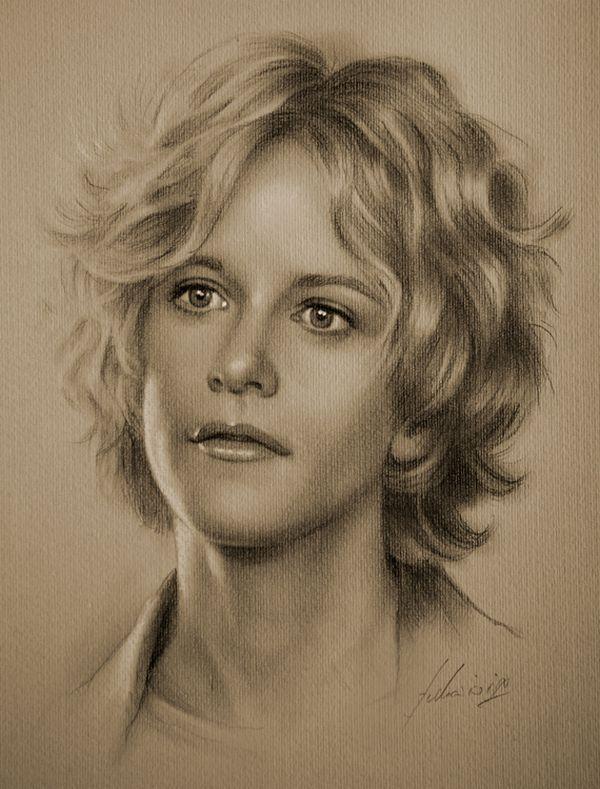 desenhos_de_celebridades_a_lapis_11 Stunningly And Incredibly Realistic Pencil Portraits