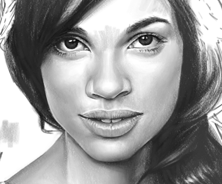 detailrosario Stunningly And Incredibly Realistic Pencil Portraits