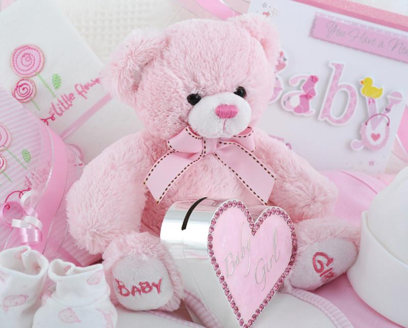 diamante-keepsake-Baby-gift-basket-closeup-pink_sp8867 Best 25 Baby Shower Gifts
