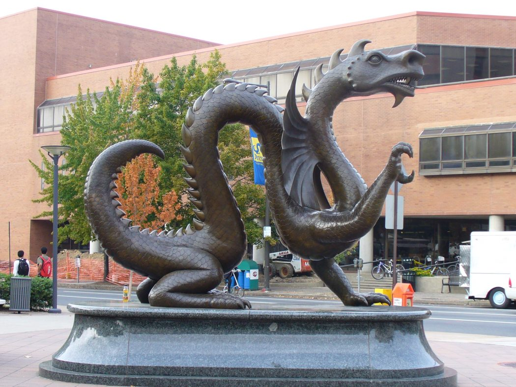 drexel-dragon TOP 10 Most Expensive Colleges in The World