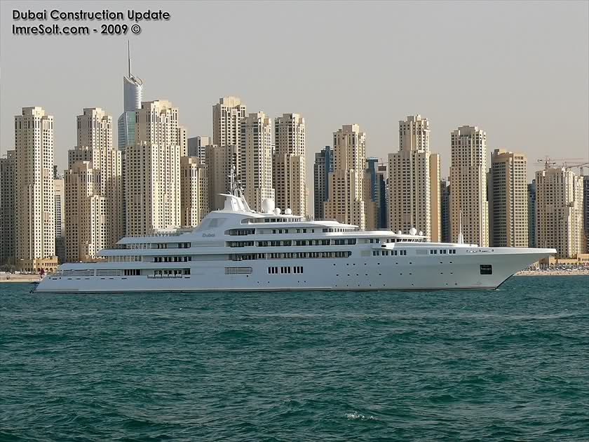 dubai 15 Most luxurious Yachts in The World