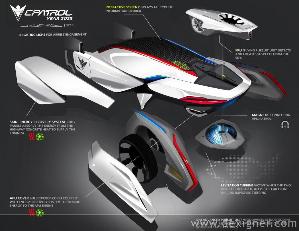 ePatrol_by_BMW_Group_DesignworksUSA_02 15 Futuristic Emergency Auto Design Ideas