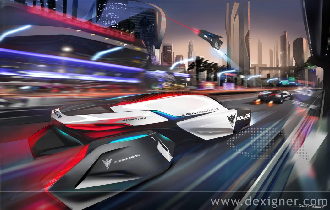 ePatrol_by_BMW_Group_DesignworksUSA_03 15 Futuristic Emergency Auto Design Ideas
