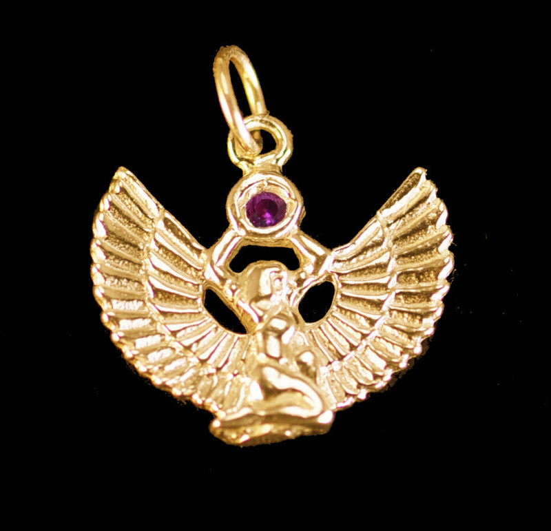 egyptian-goddess 35 Goddess Jewelries for Those Who Like History
