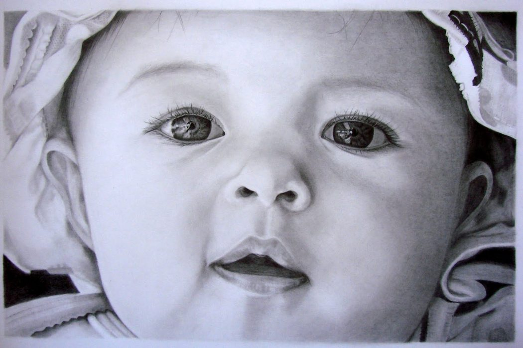 fin Stunningly And Incredibly Realistic Pencil Portraits