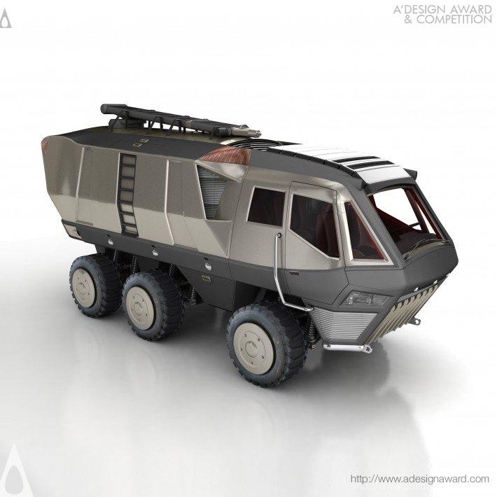 fire-knight 15 Futuristic Emergency Auto Design Ideas