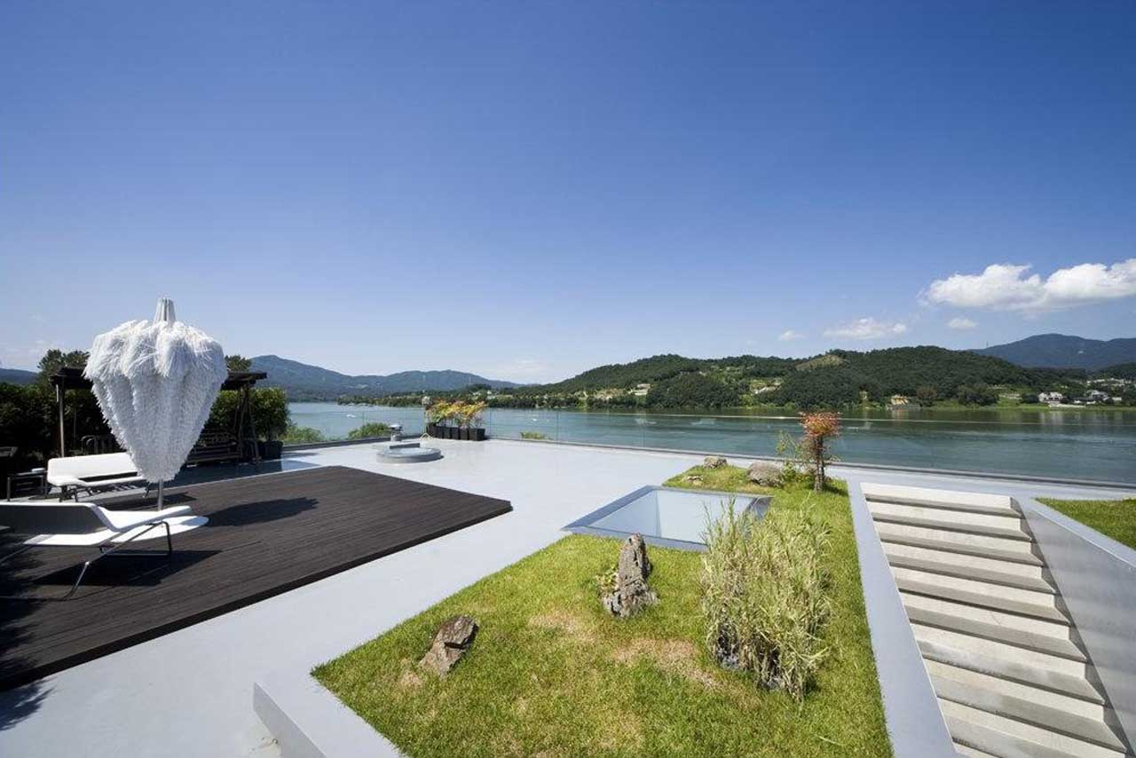 floating_house_by_hyunjoon_yoo_architects_04 Decorating The Roof To Look Like A Paradise