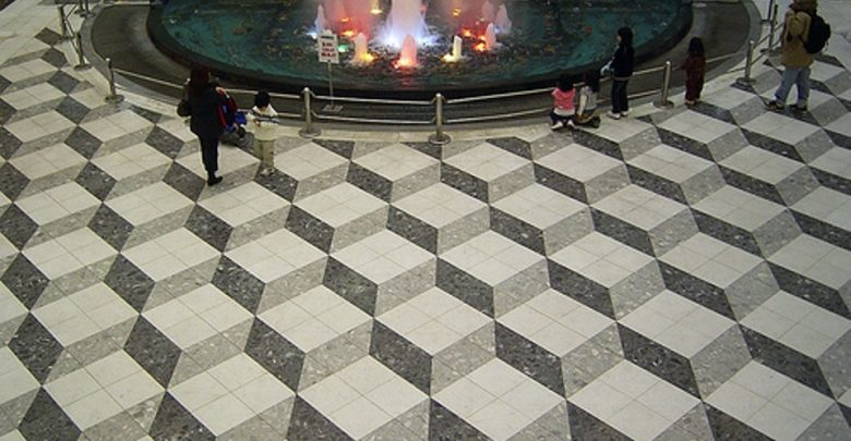 Photo of 10 Most Unique Flooring Designs For Exhibition