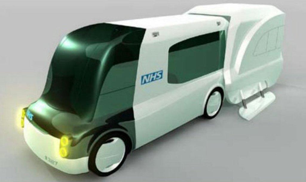 futuristic-ambulance 15 Futuristic Emergency Auto Design Ideas