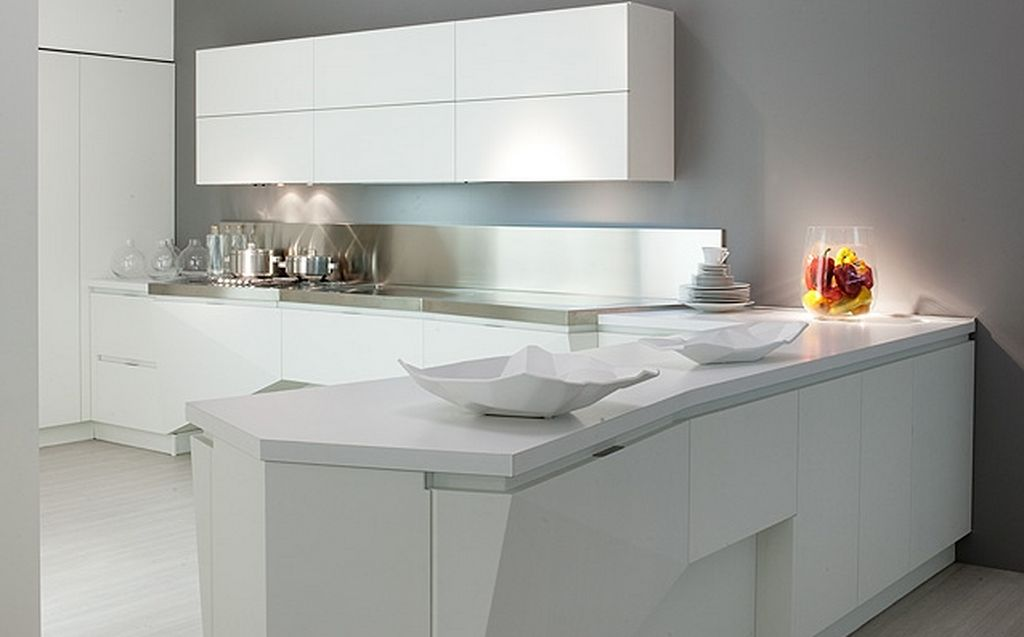 futuristic-italian-kitchen-island-ultramodern-design Top 25 Futuristic Kitchen Designs