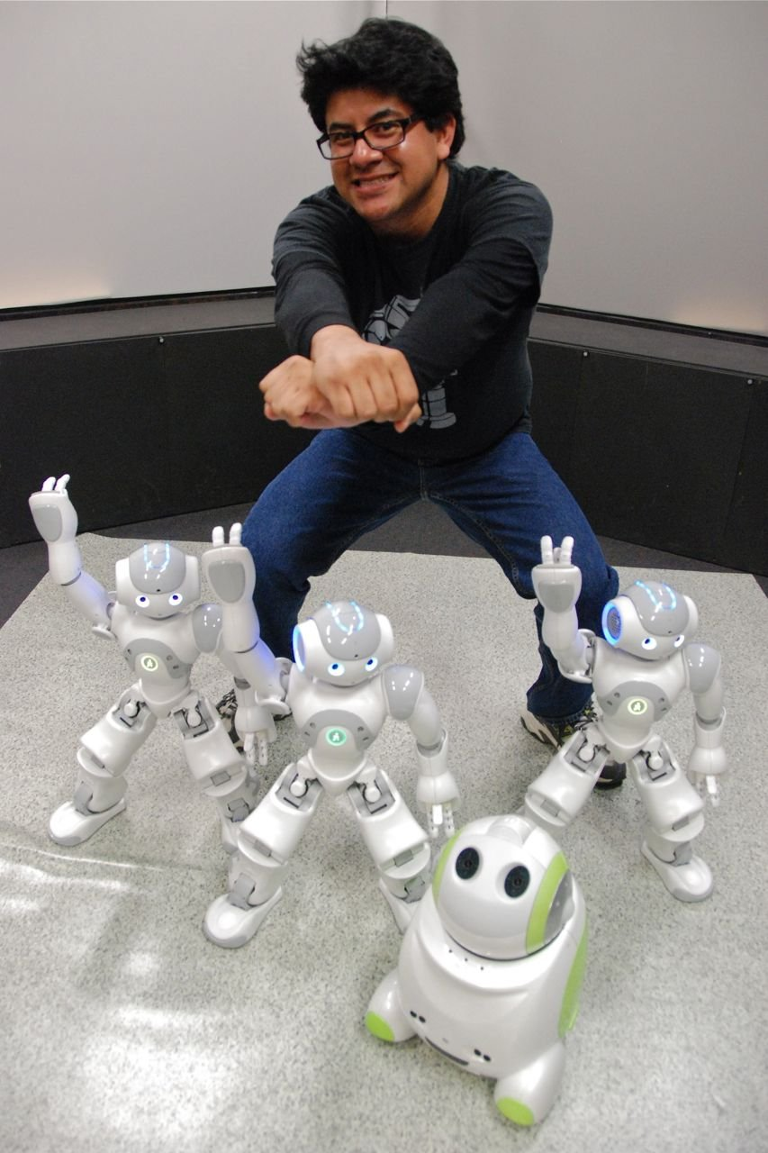 gangnam_robots Are you stressed? Watch these Robots Dancing Gangnam Style